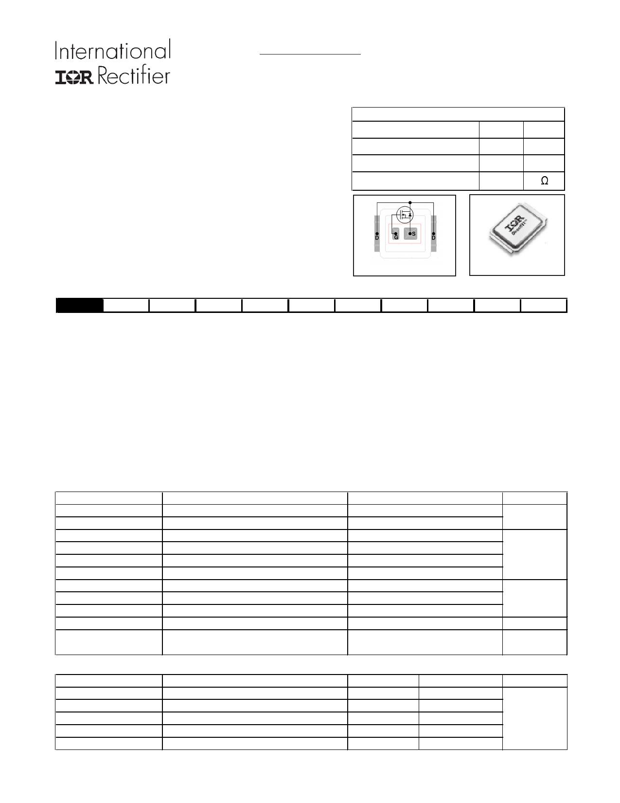 IRF7665S2TRPbF دیتاشیت PDF