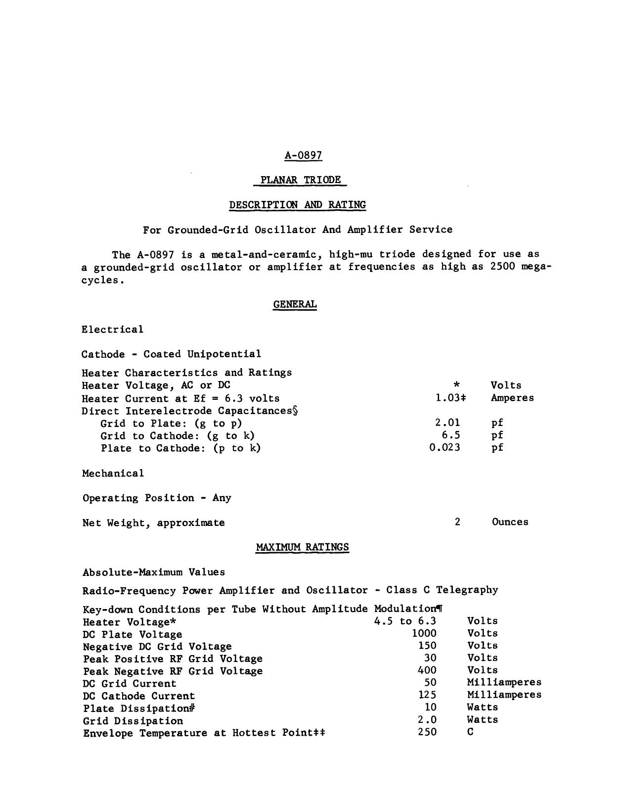 A-0897 دیتاشیت PDF