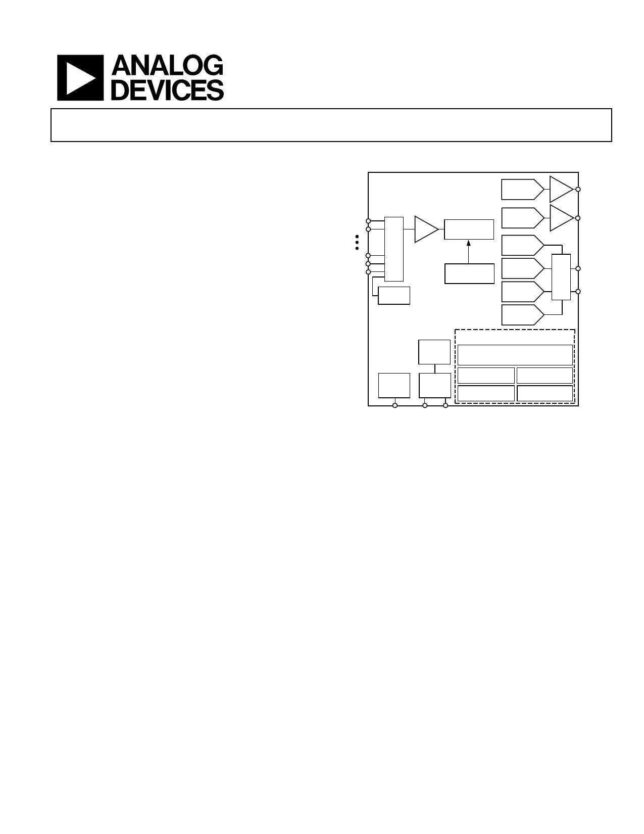 ADuC842 دیتاشیت PDF