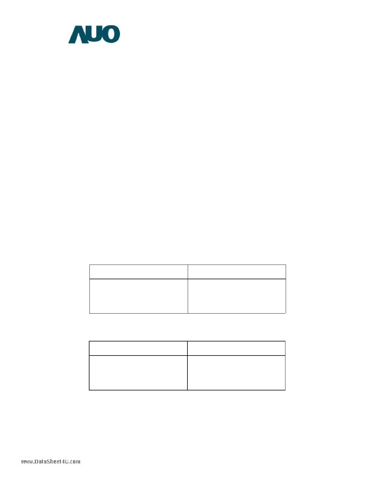 G084SN05-V3 دیتاشیت PDF