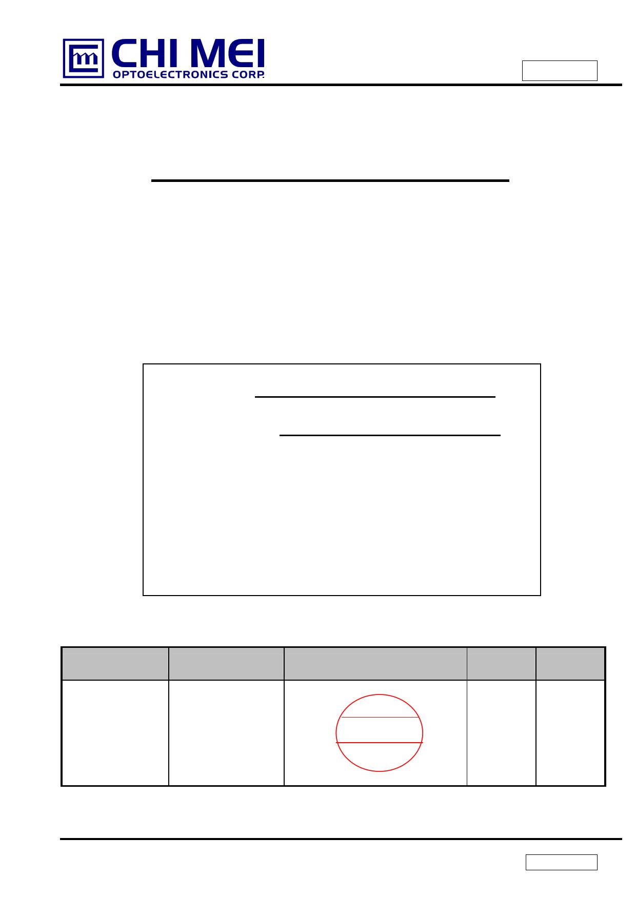 N101L6-L01 دیتاشیت PDF