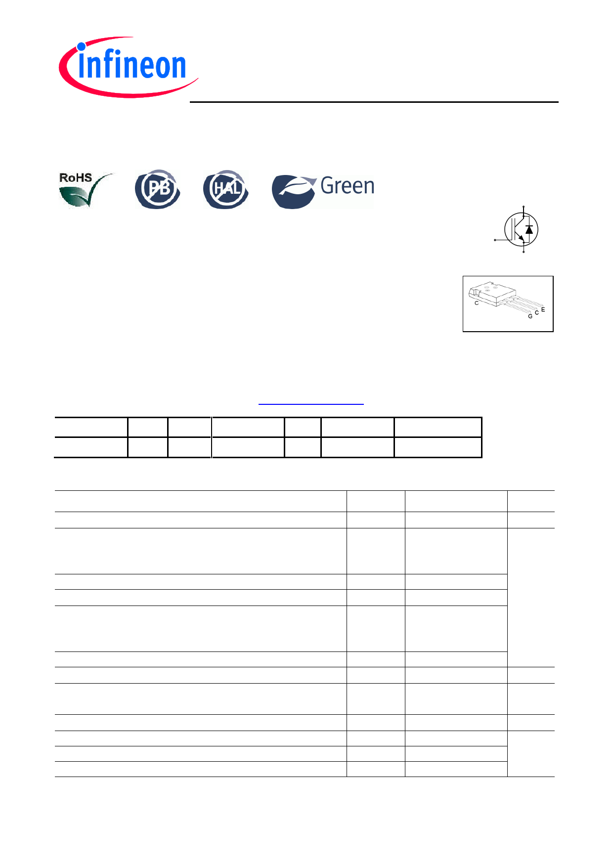 K30T60 datasheet image