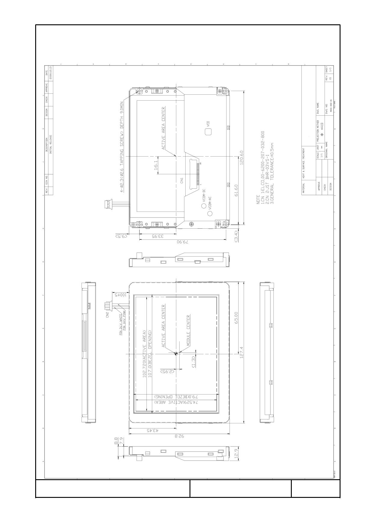 T-51380L050J_FW_P_AA Даташит, Описание, Даташиты
