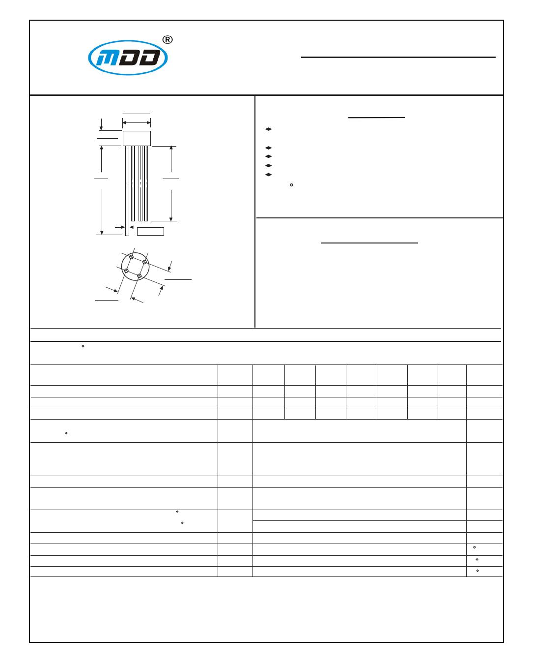 RB152 دیتاشیت PDF
