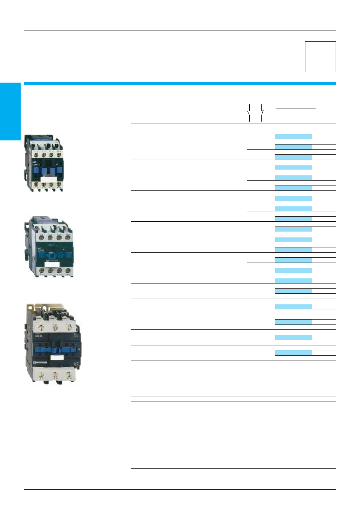 LC1-D2510xx datasheet