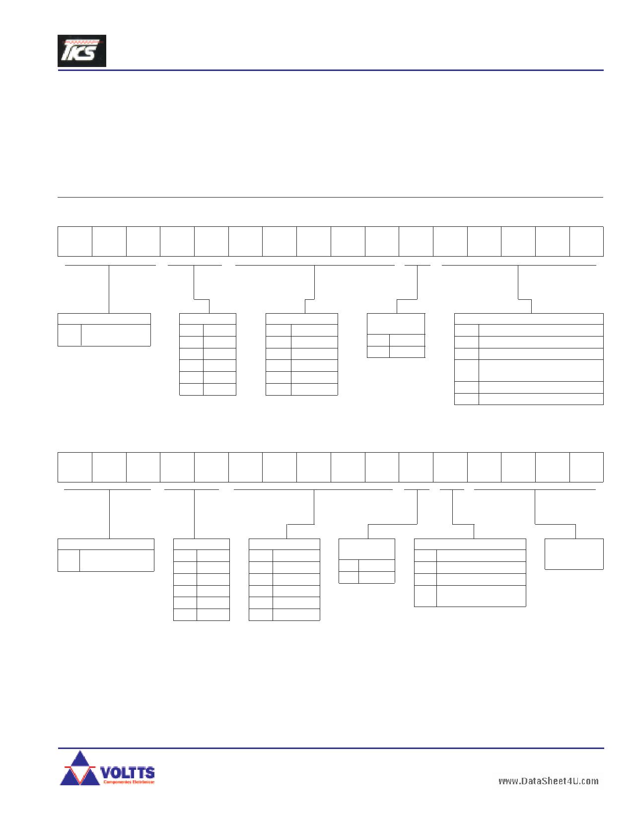 SCK-103 datasheet pinout