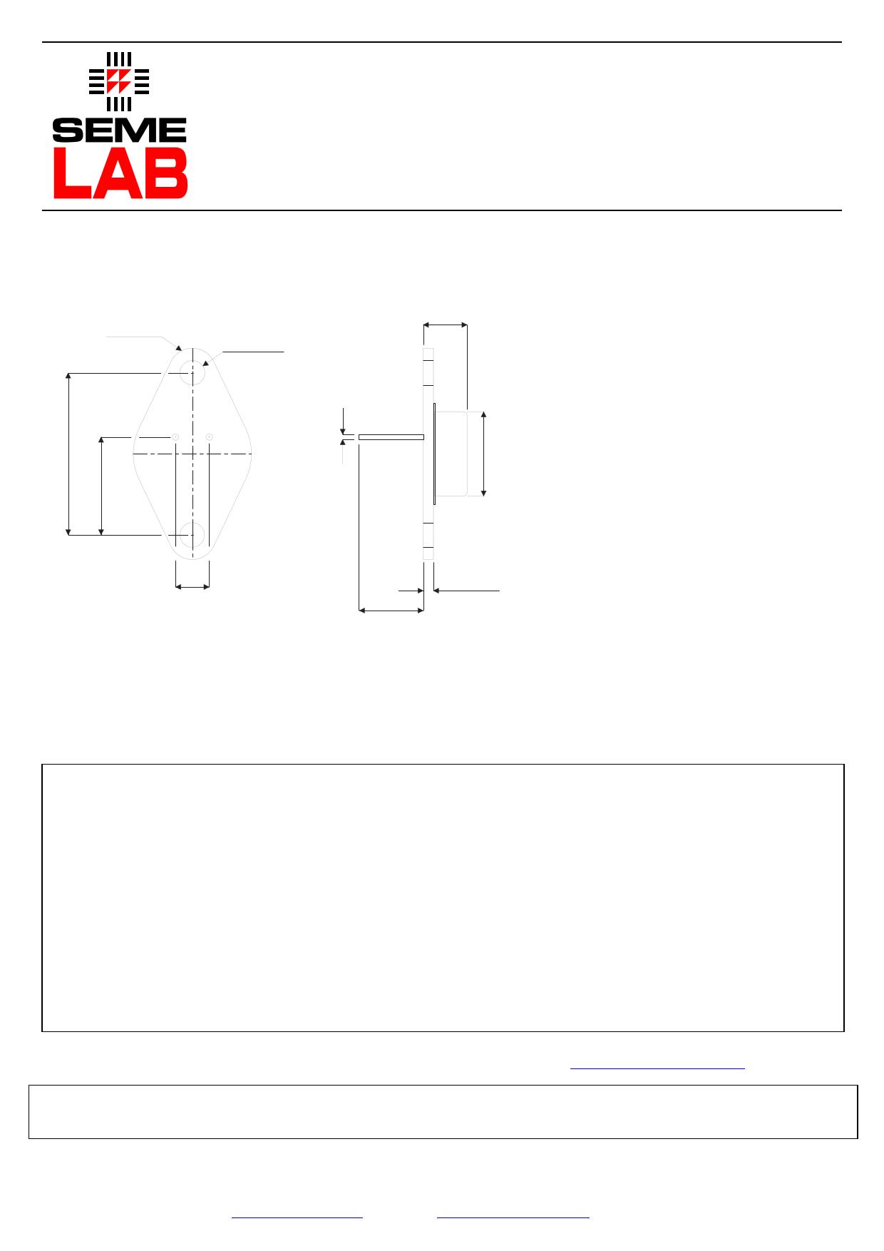 2N4233A دیتاشیت PDF