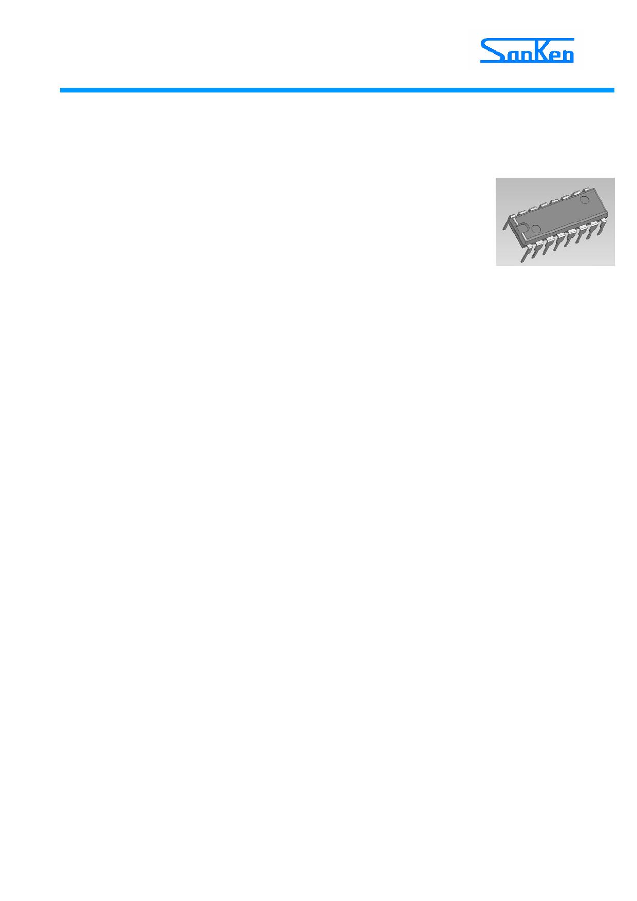 SSC9502 datasheet image