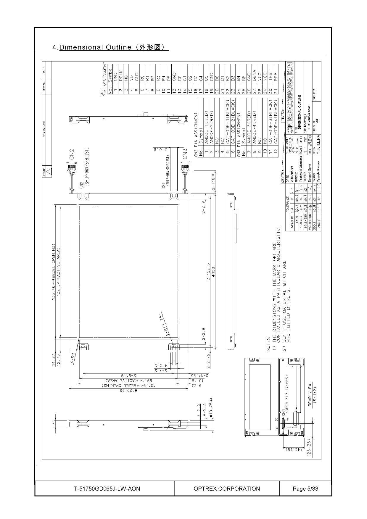 T-51750GD065J-LW-AON pdf