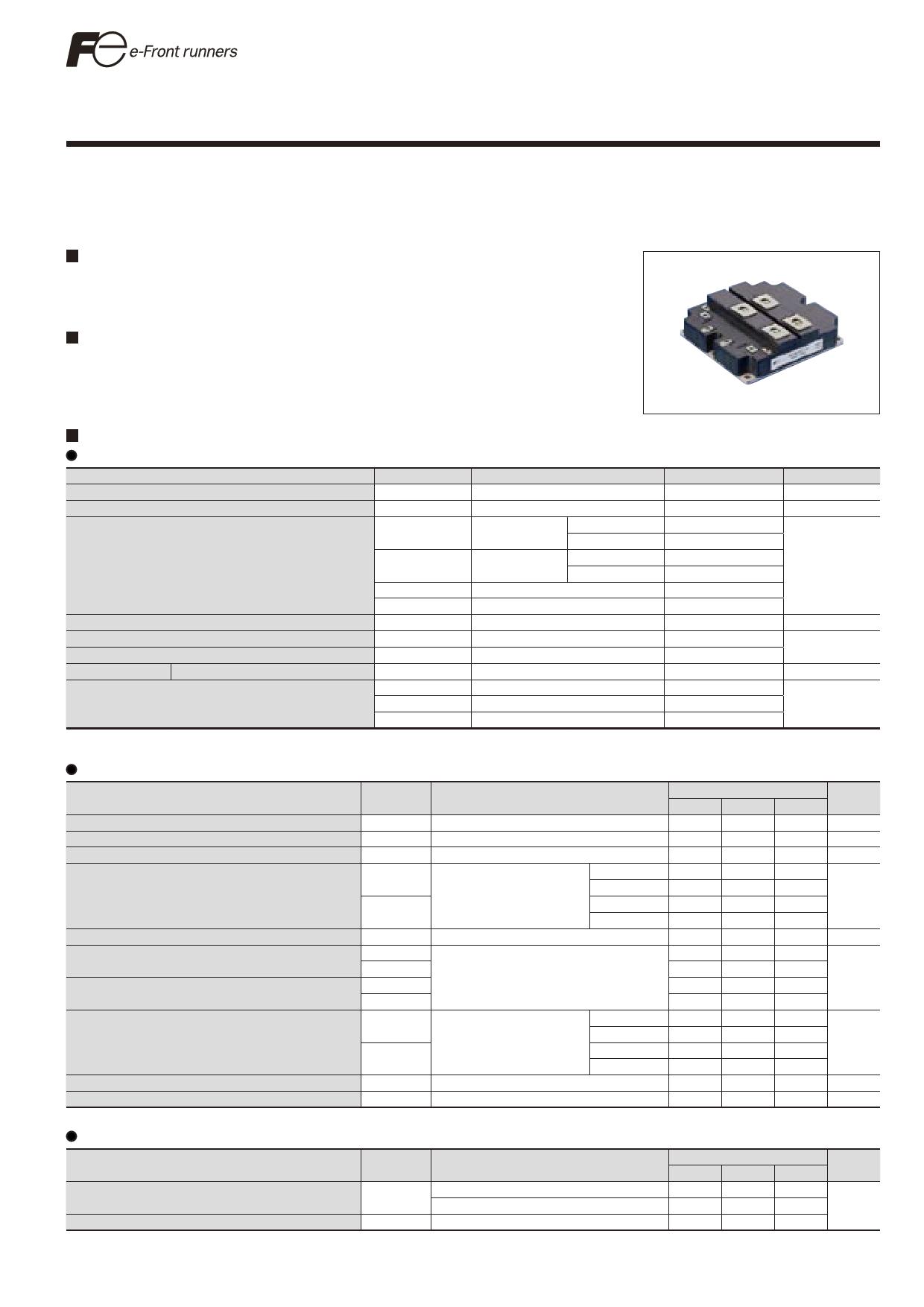 2MBI800U4G-170 دیتاشیت PDF