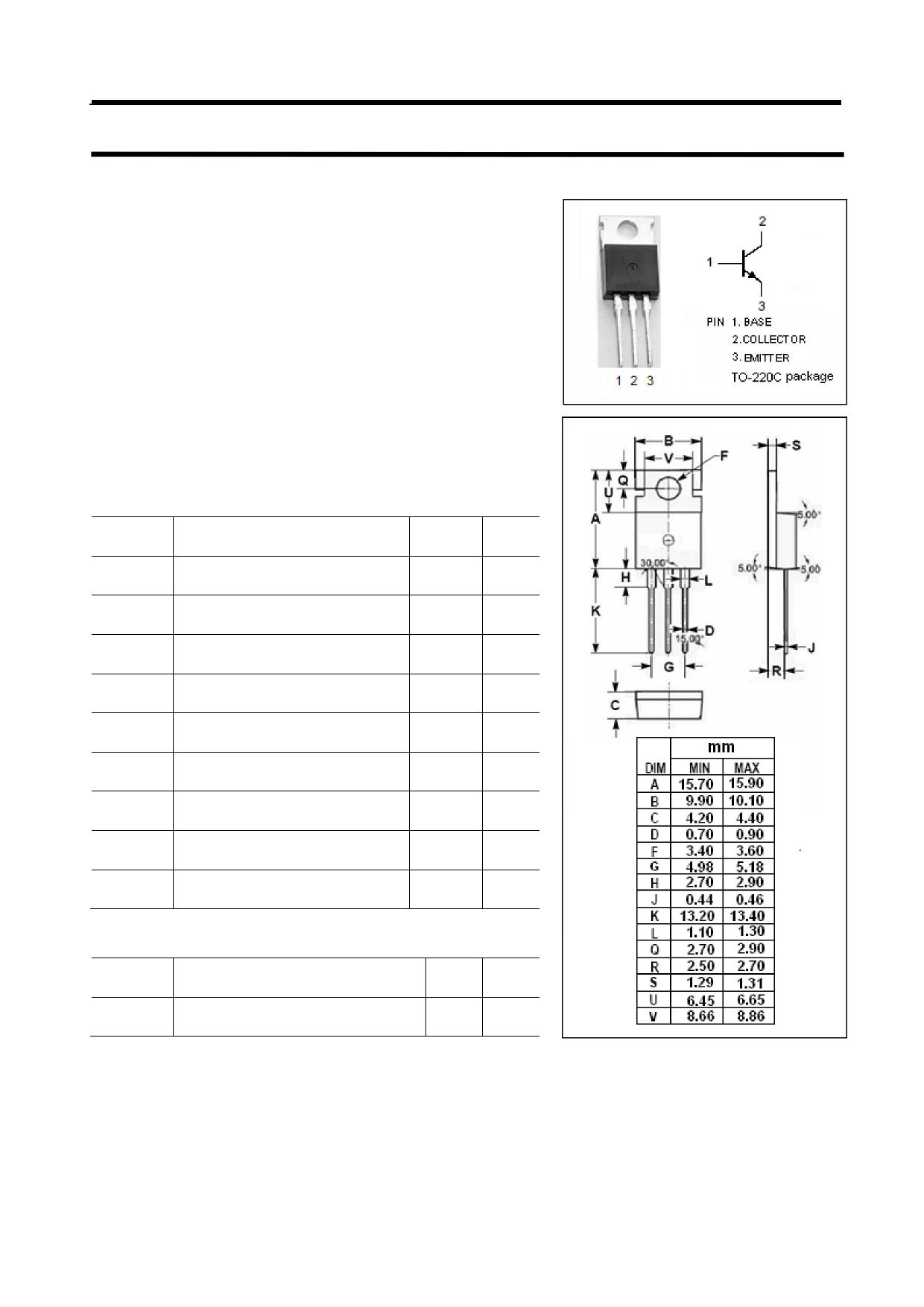 BUT11AI Datasheet, BUT11AI PDF,ピン配置, 機能