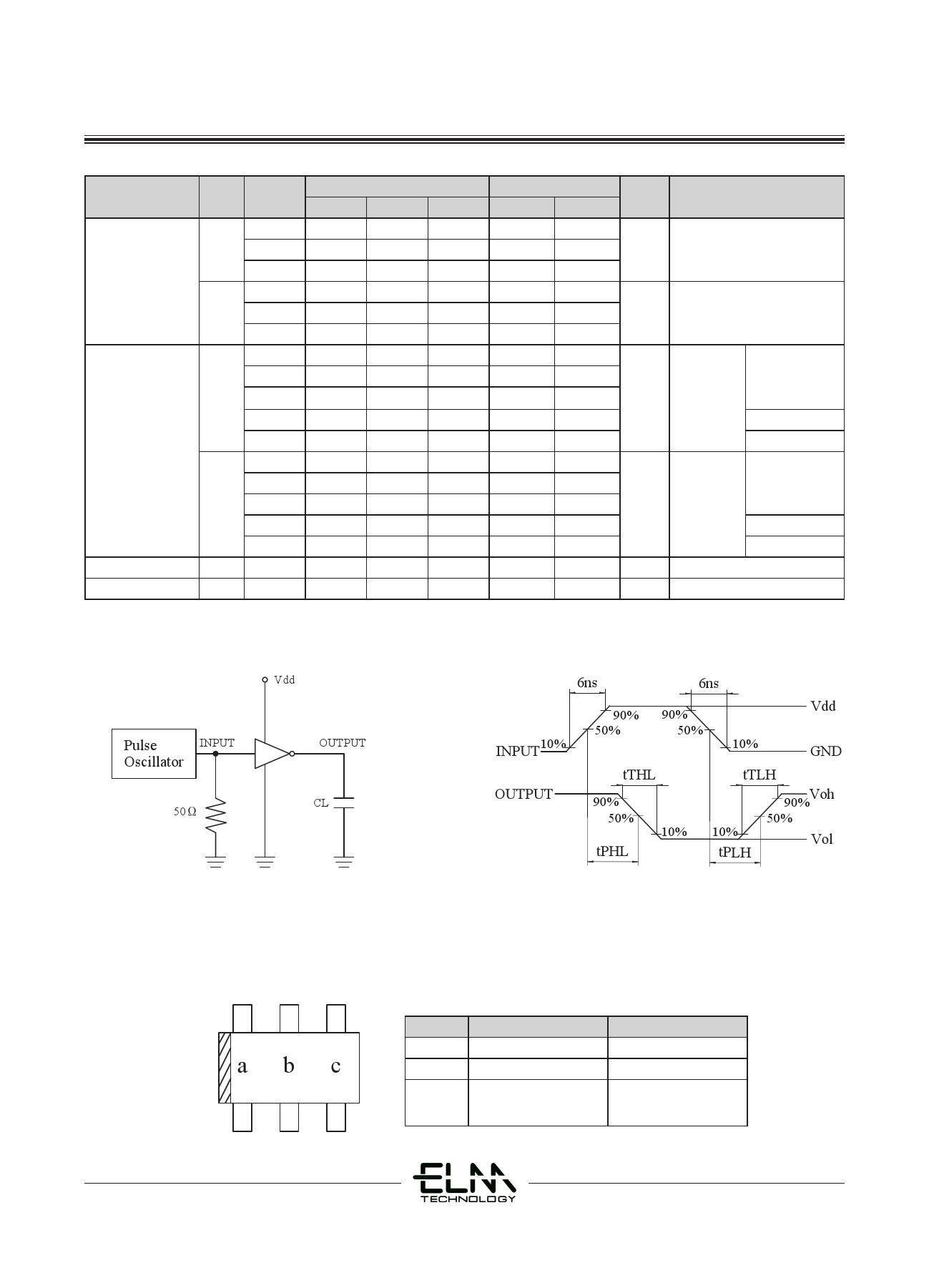 ELM7SU04BW pdf, ピン配列