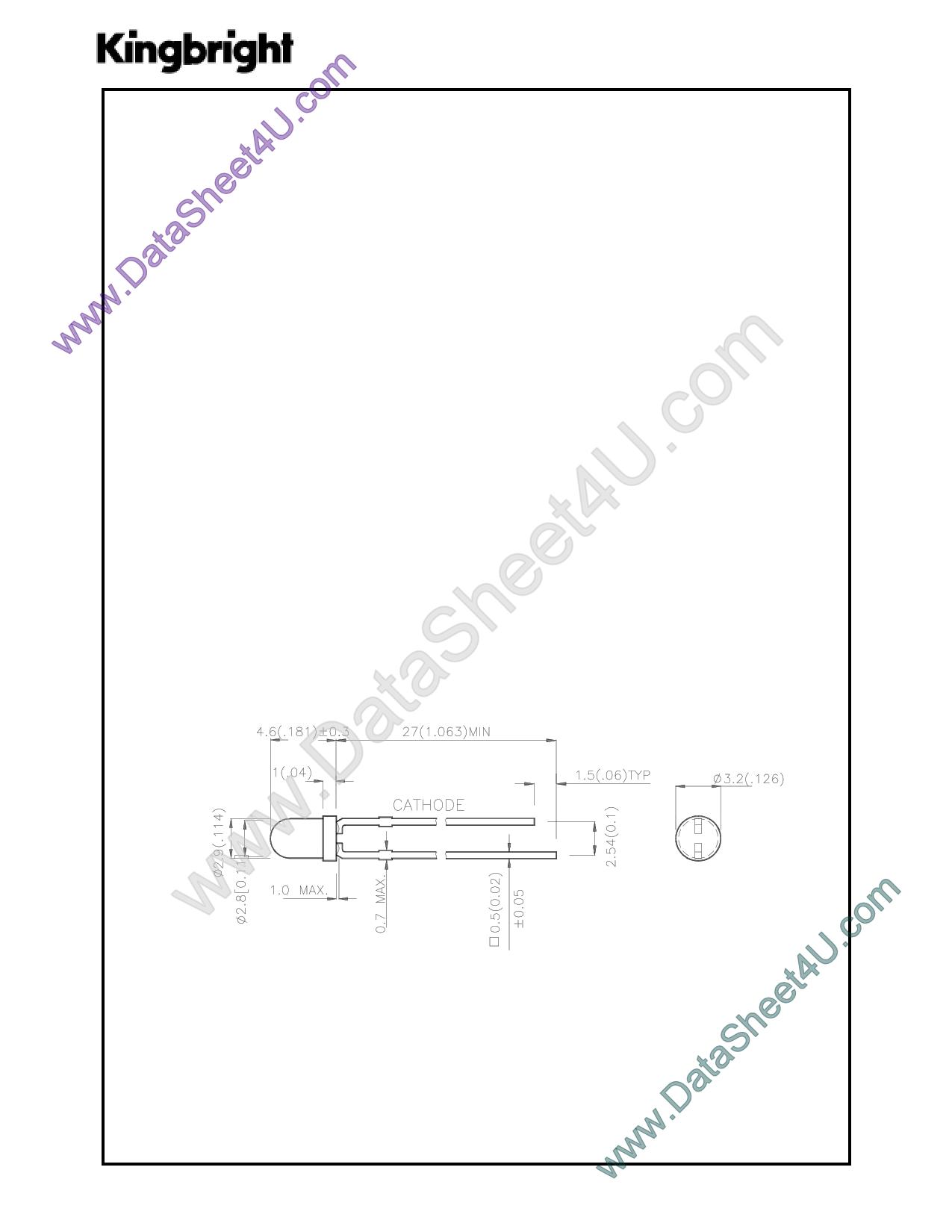L-7104QWC-D دیتاشیت PDF