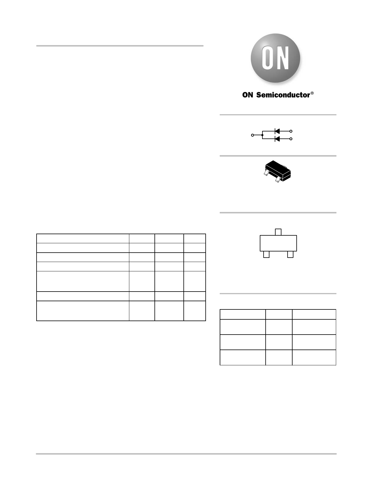 BAV23CL دیتاشیت PDF