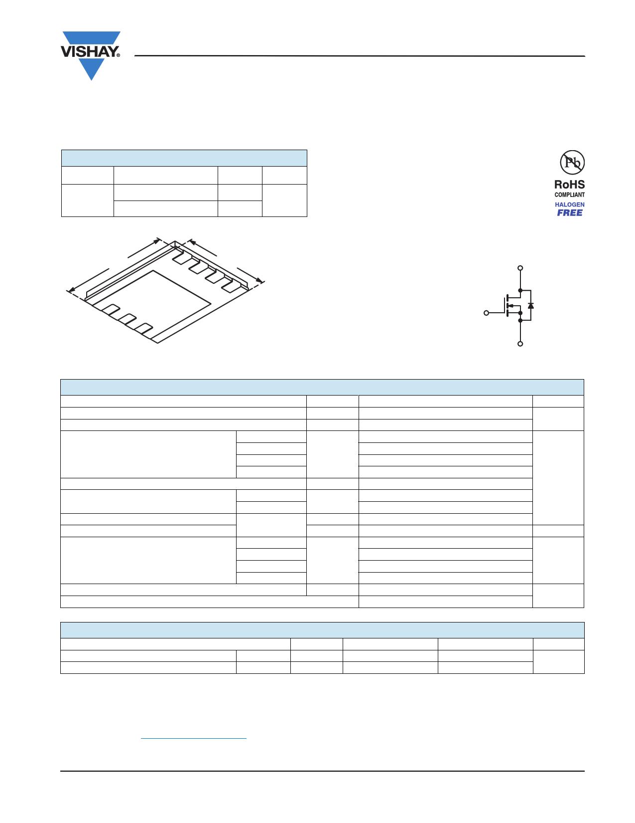 SIR836DP datasheet