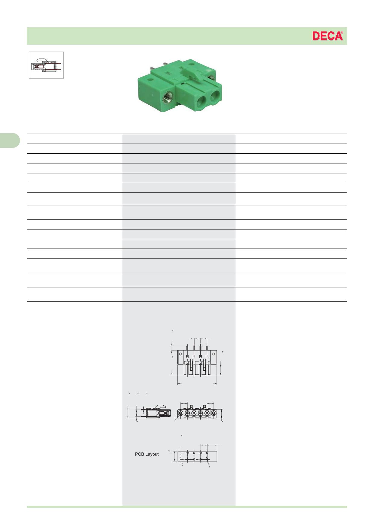 MF206 데이터시트 및 MF206 PDF