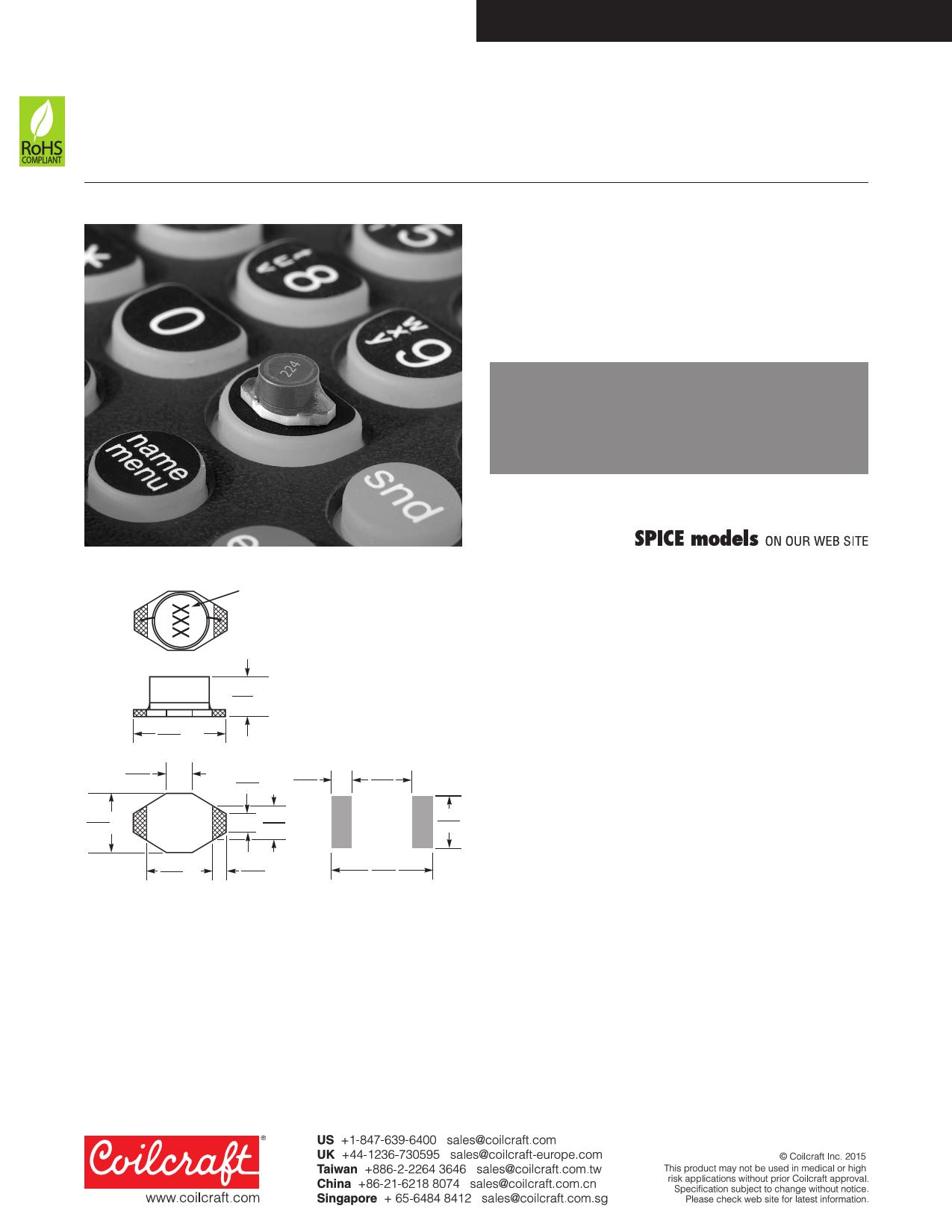 DS1608C-822JLD Datasheet, DS1608C-822JLD PDF,ピン配置, 機能