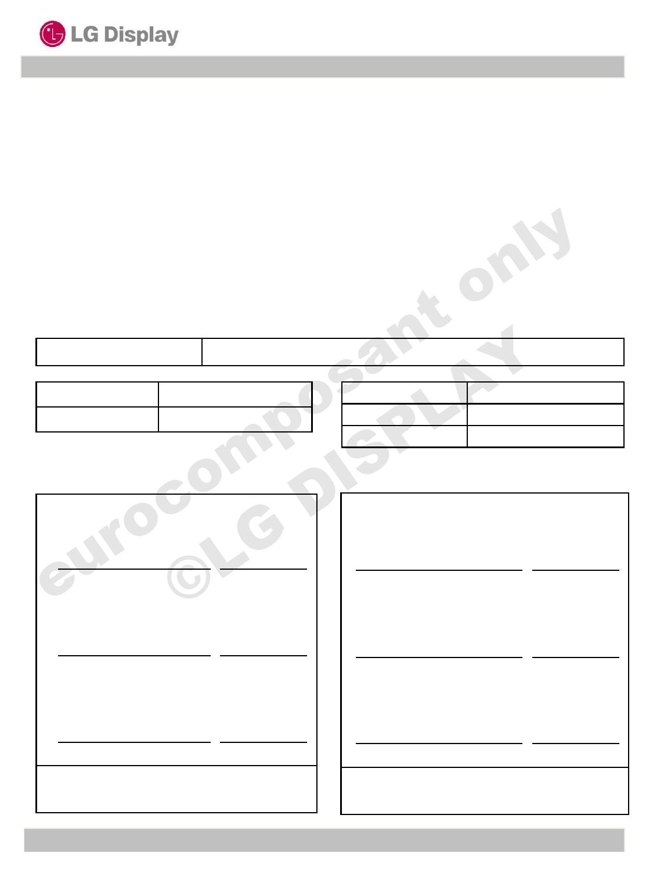 LD430EUE-FHB1 دیتاشیت PDF