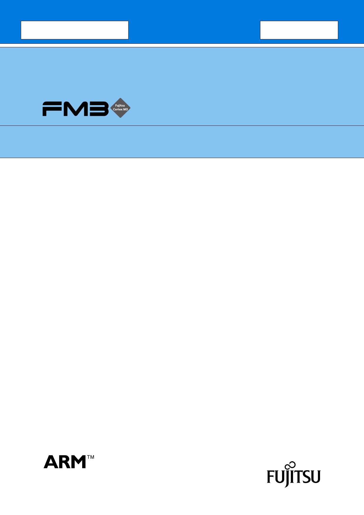 MB9B320M 데이터시트 및 MB9B320M PDF