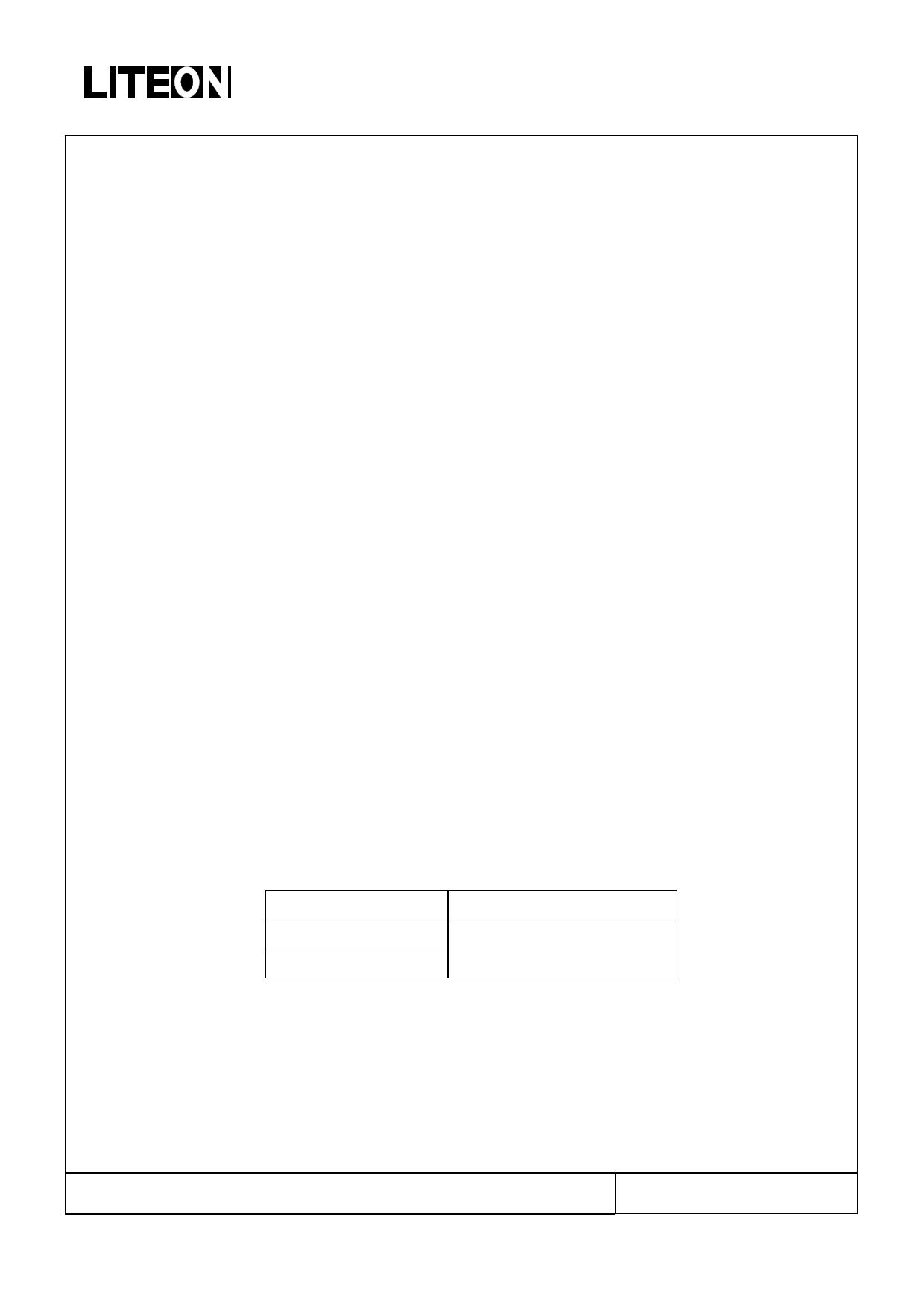 LTP-3157AE Datasheet