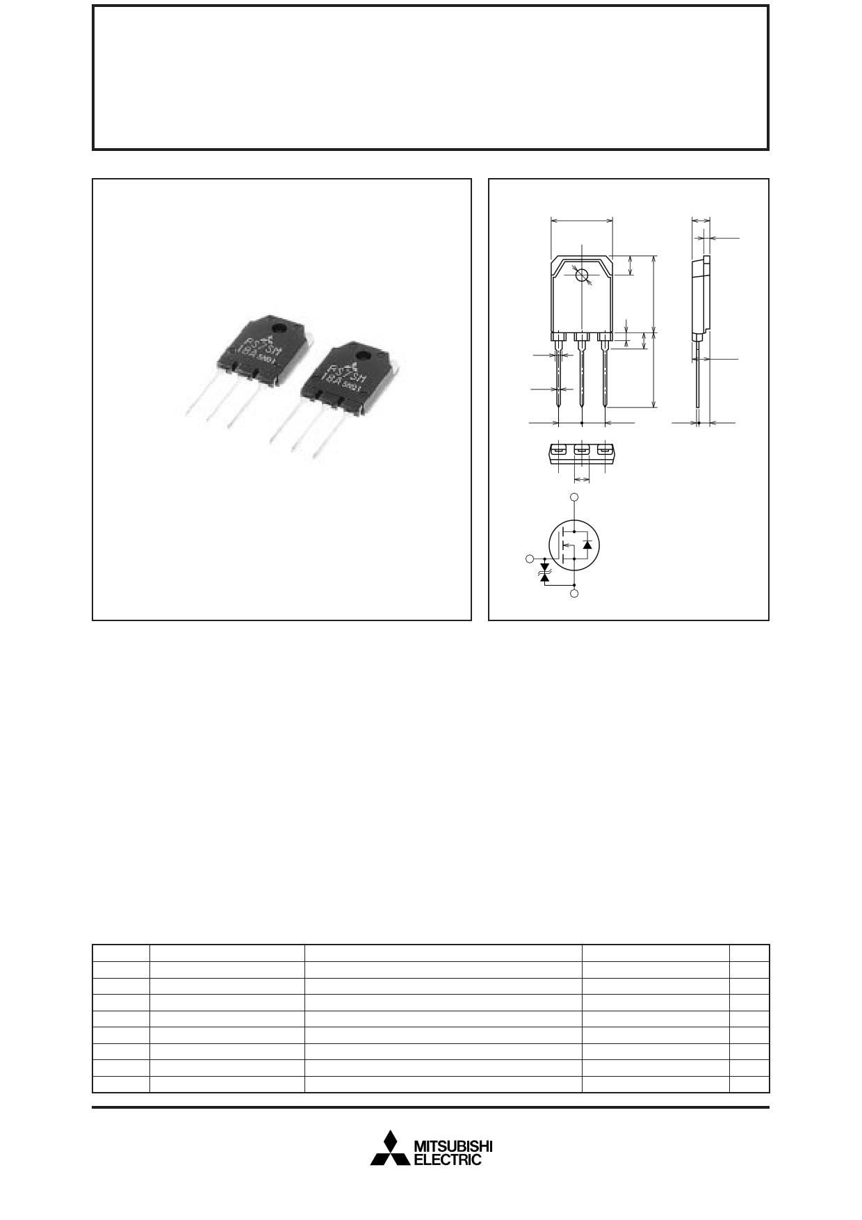 FS7SM-18A datasheet