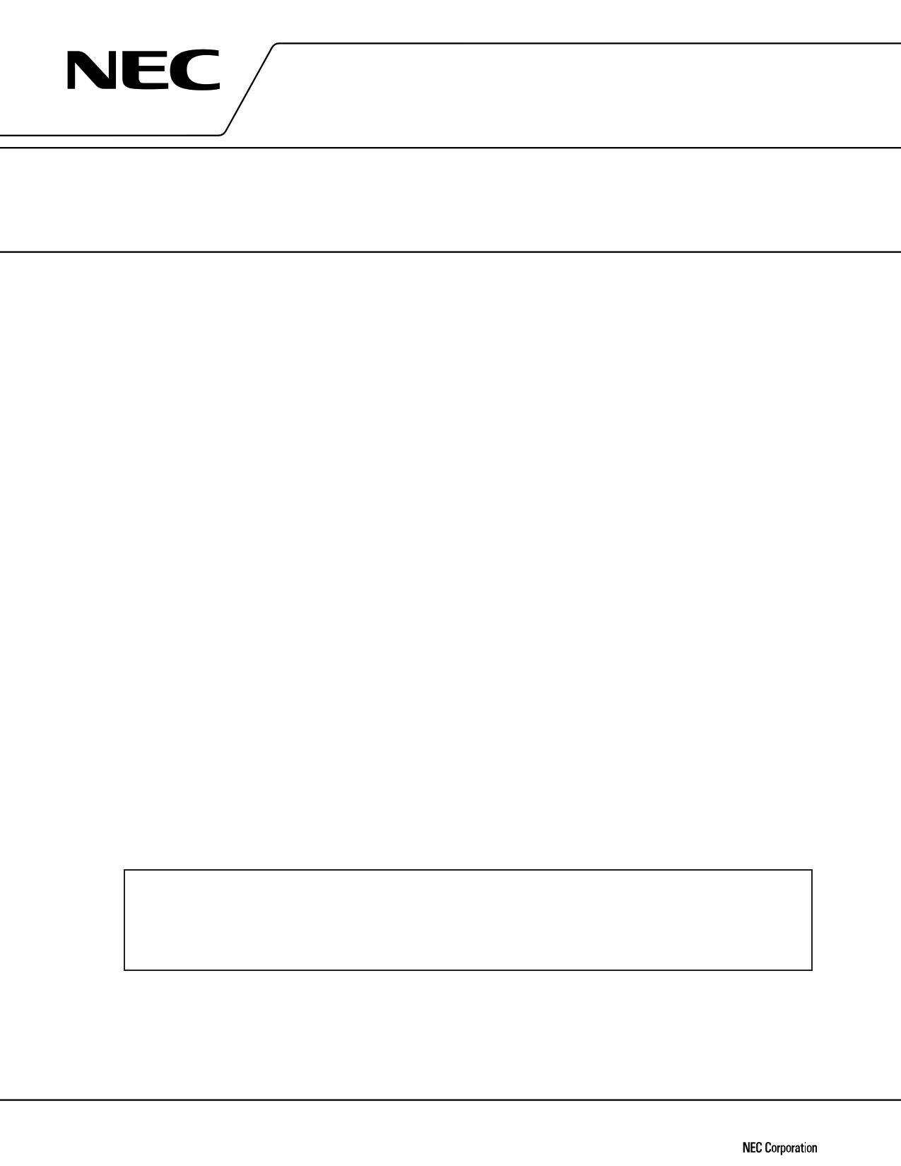 UPD178P018AKK دیتاشیت PDF