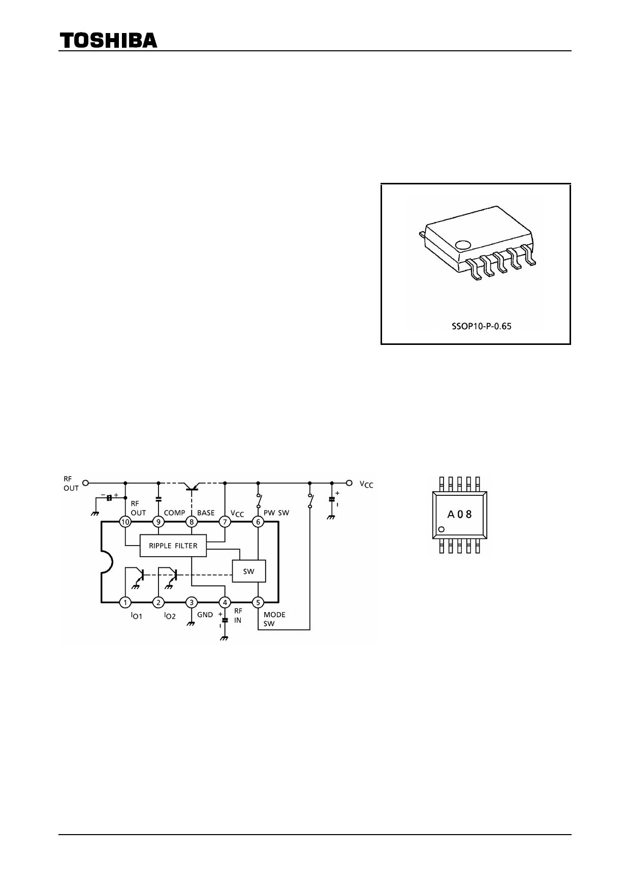 TA2015FN دیتاشیت PDF