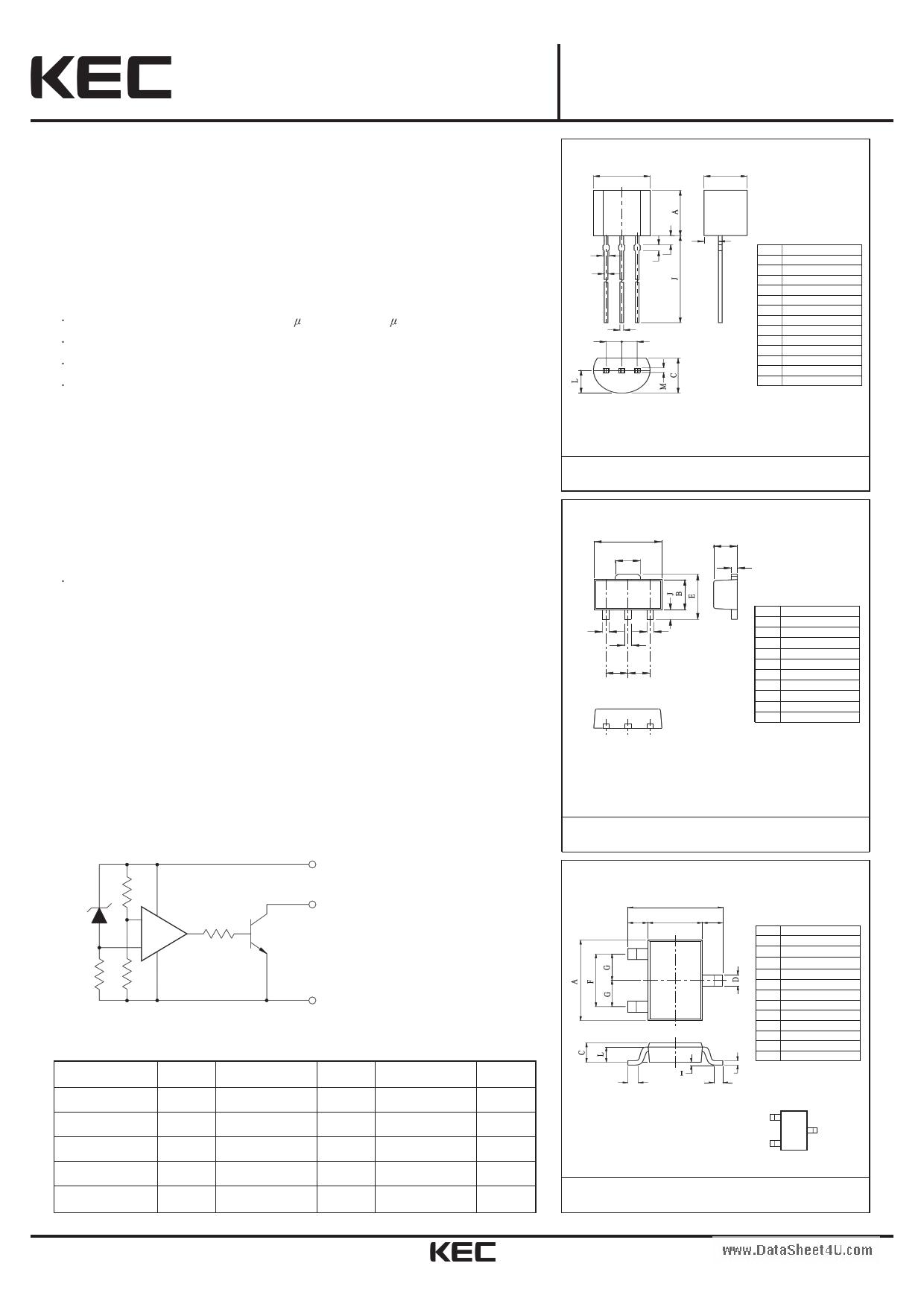KIA7045AP Datasheet, KIA7045AP PDF,ピン配置, 機能