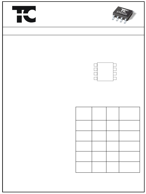 VRE4100 datasheet