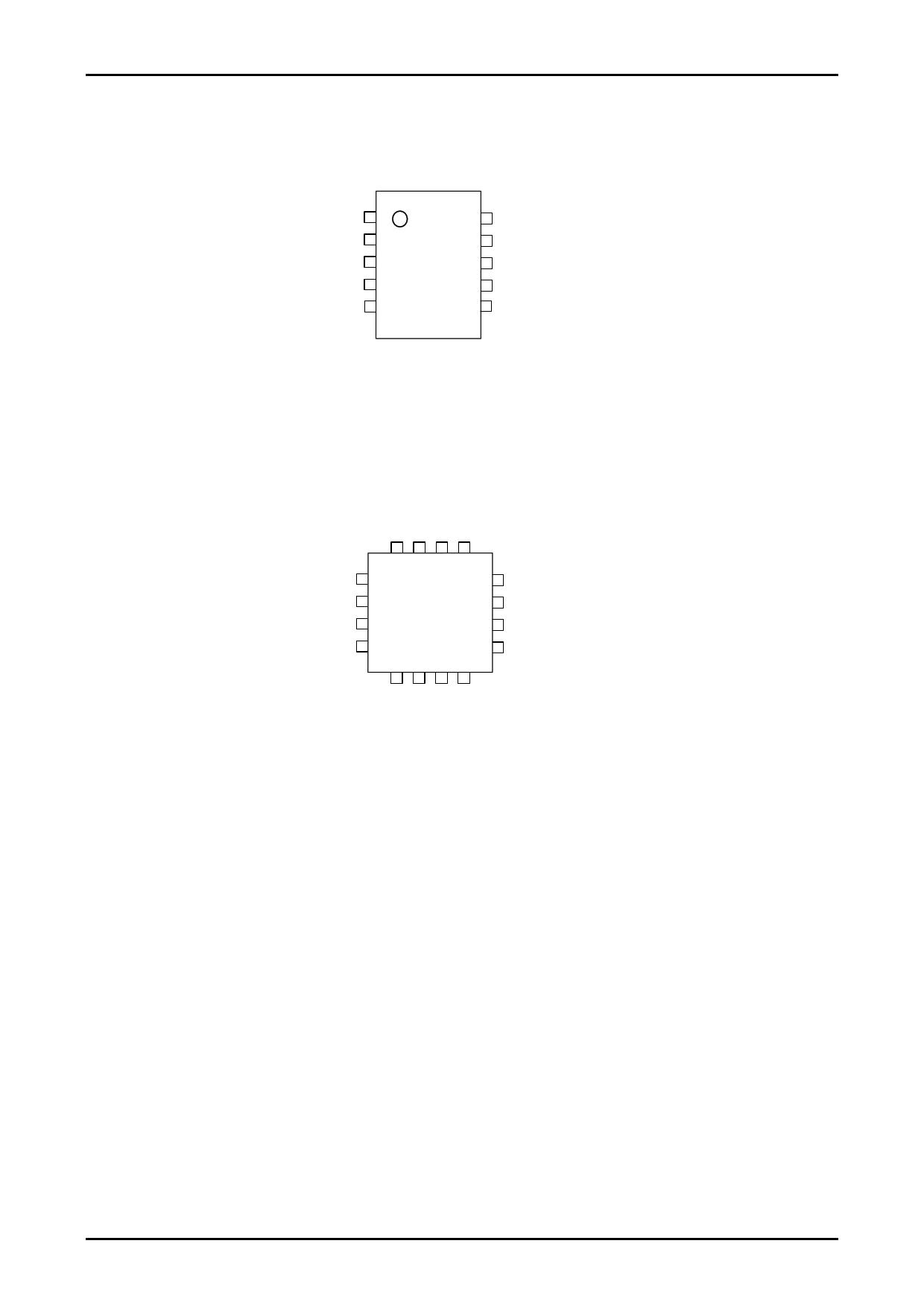 LC709201F pdf, ピン配列