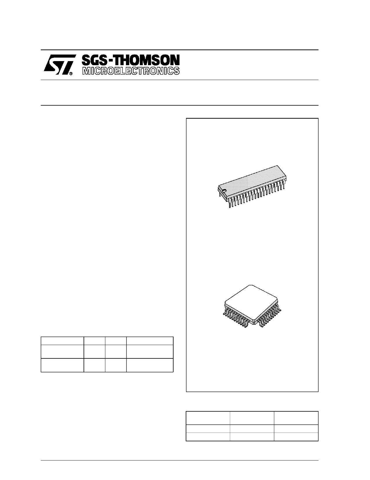 STV3208 Datasheet