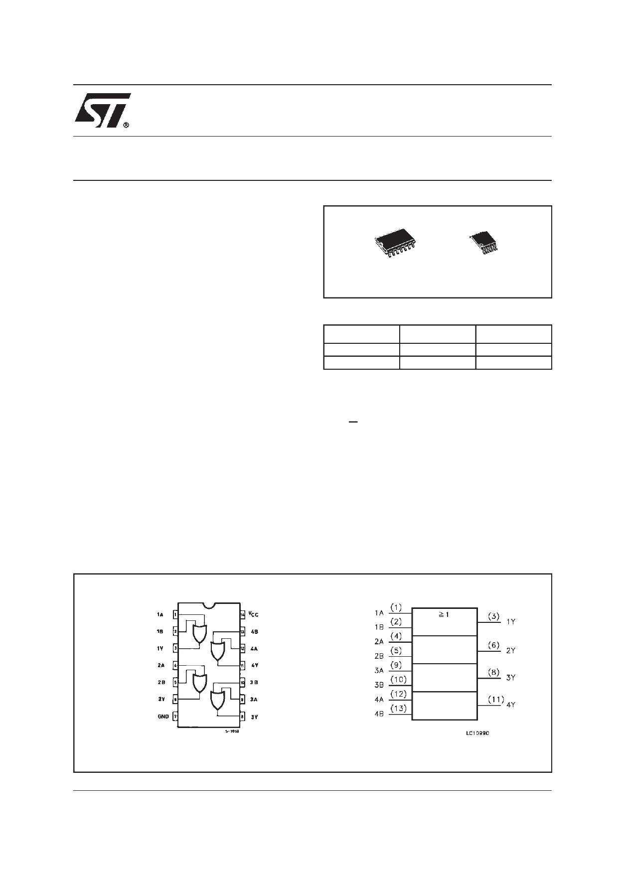 74LVC125A Datasheet
