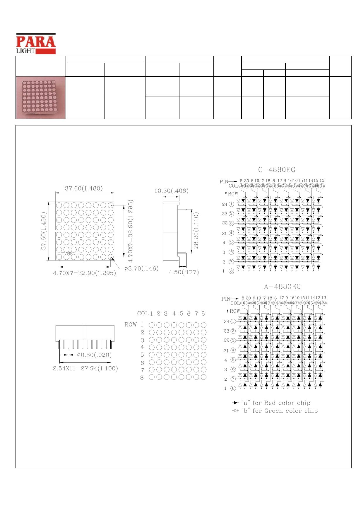 C-4880EG datasheet
