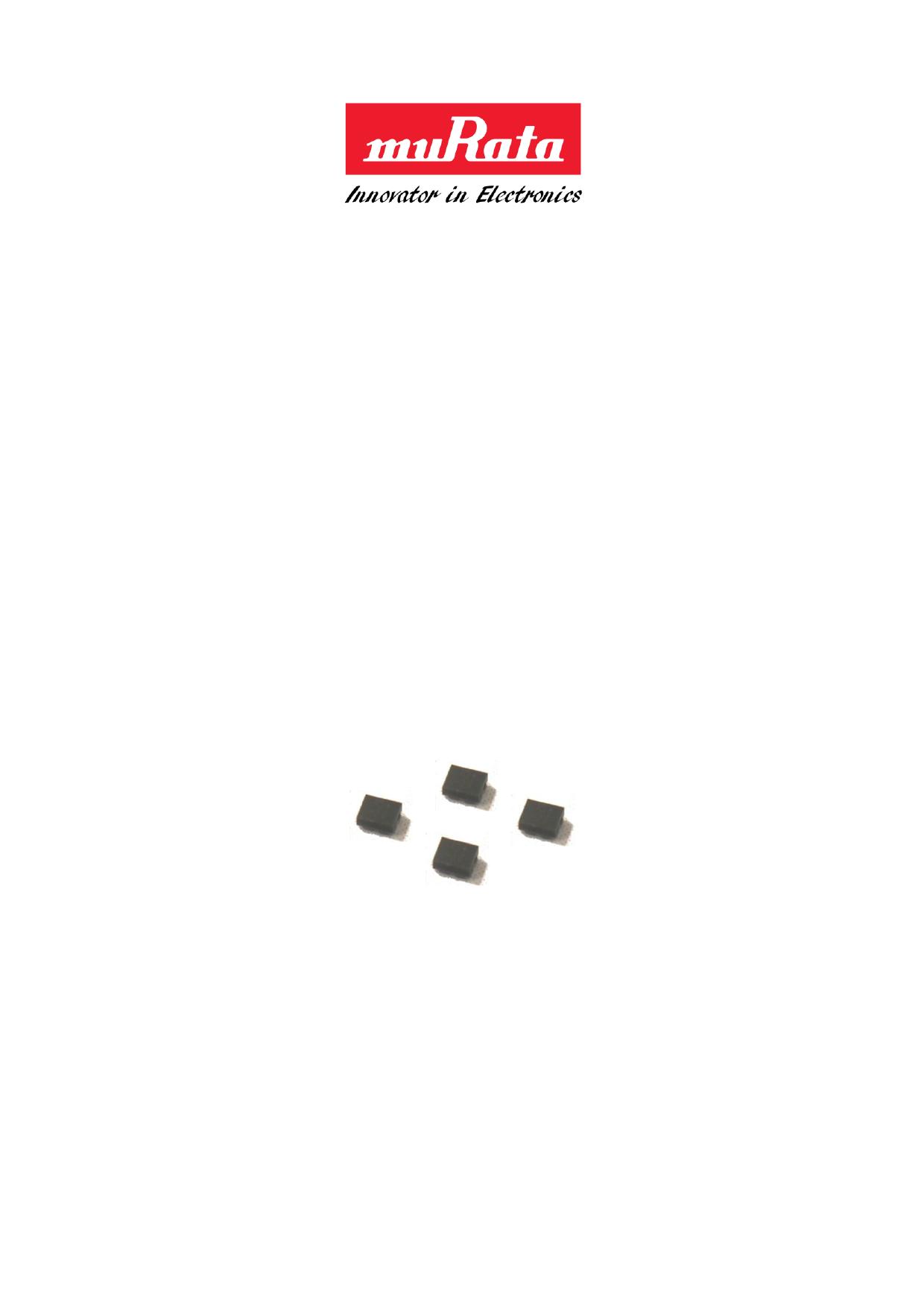 SAFFB740MFA0F0A 데이터시트 및 SAFFB740MFA0F0A PDF