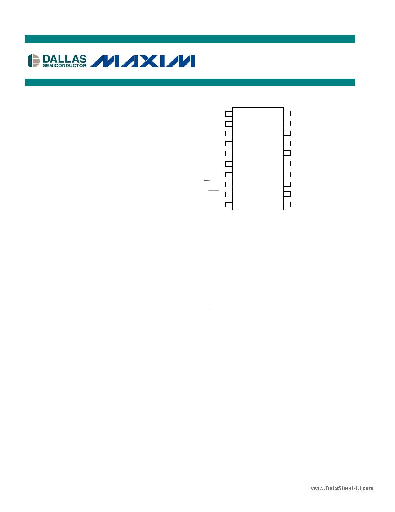 DS1844 دیتاشیت PDF