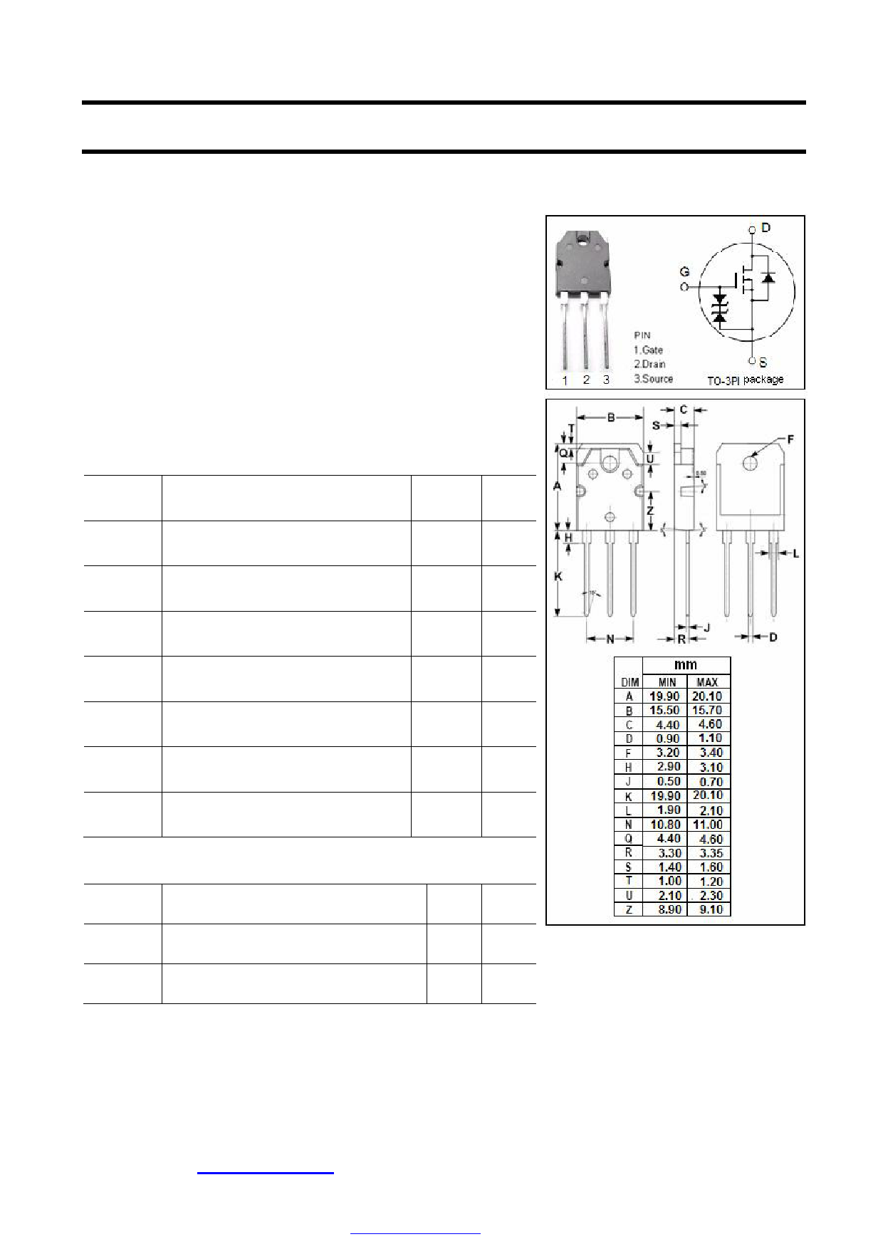 2SK2057 pdf
