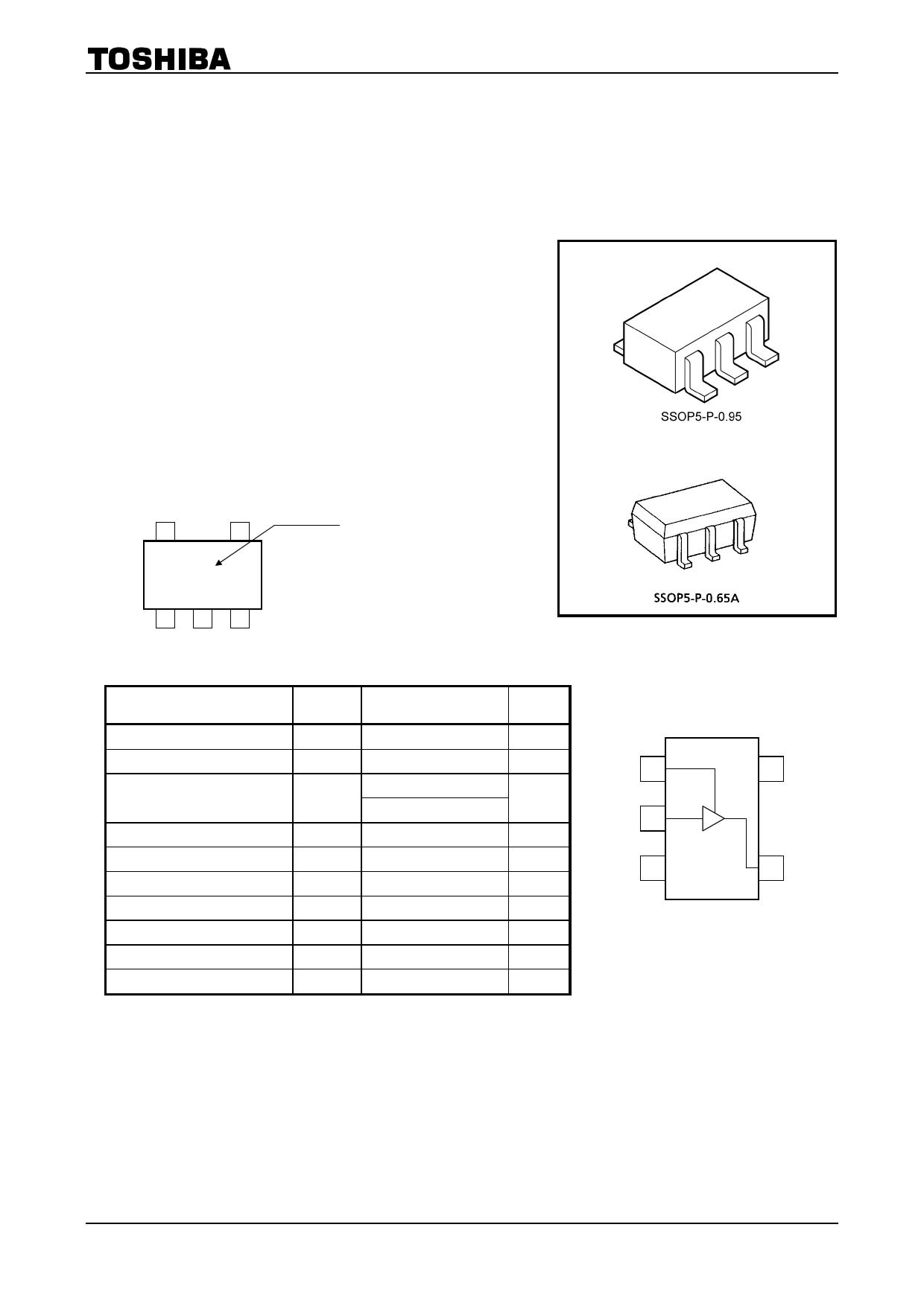 TC7SZ126 دیتاشیت PDF