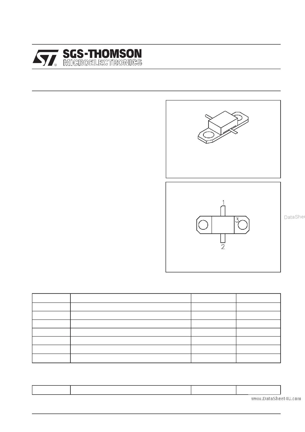 SD1899 دیتاشیت PDF