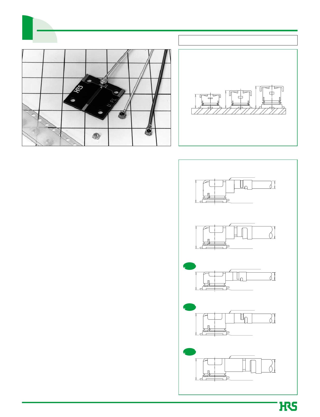 U.FL-LP-N-2 даташит PDF