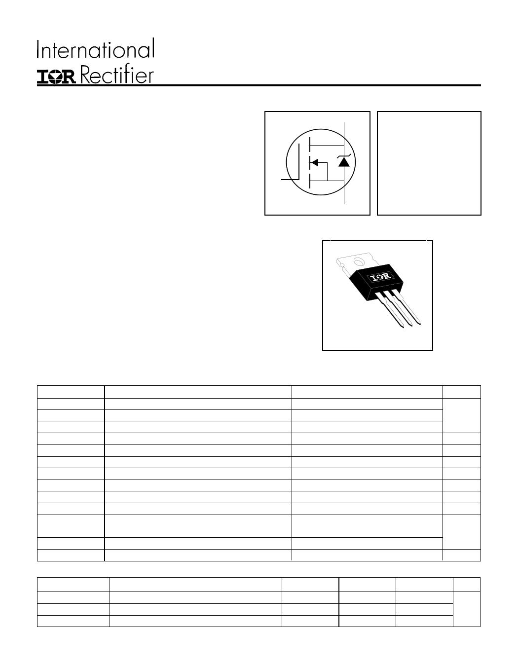 IRFZ34N Datasheet, IRFZ34N PDF,ピン配置, 機能