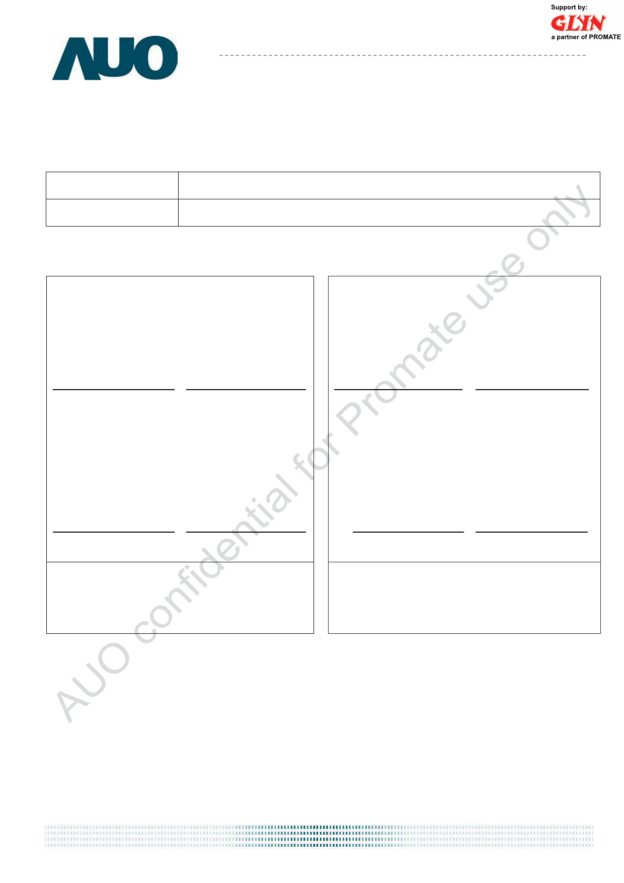 G057QTN01.0 دیتاشیت PDF