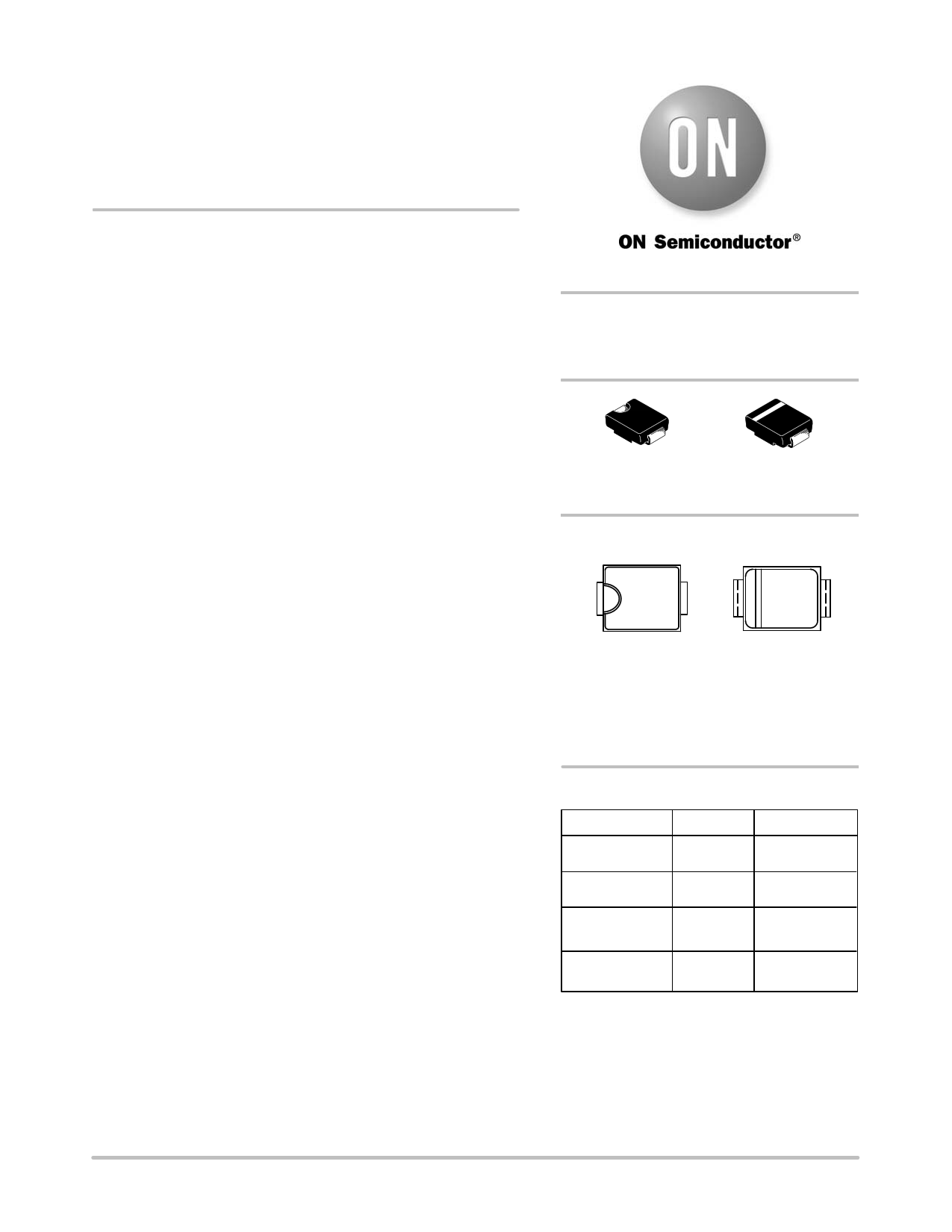 NRVBS360BT3G دیتاشیت PDF