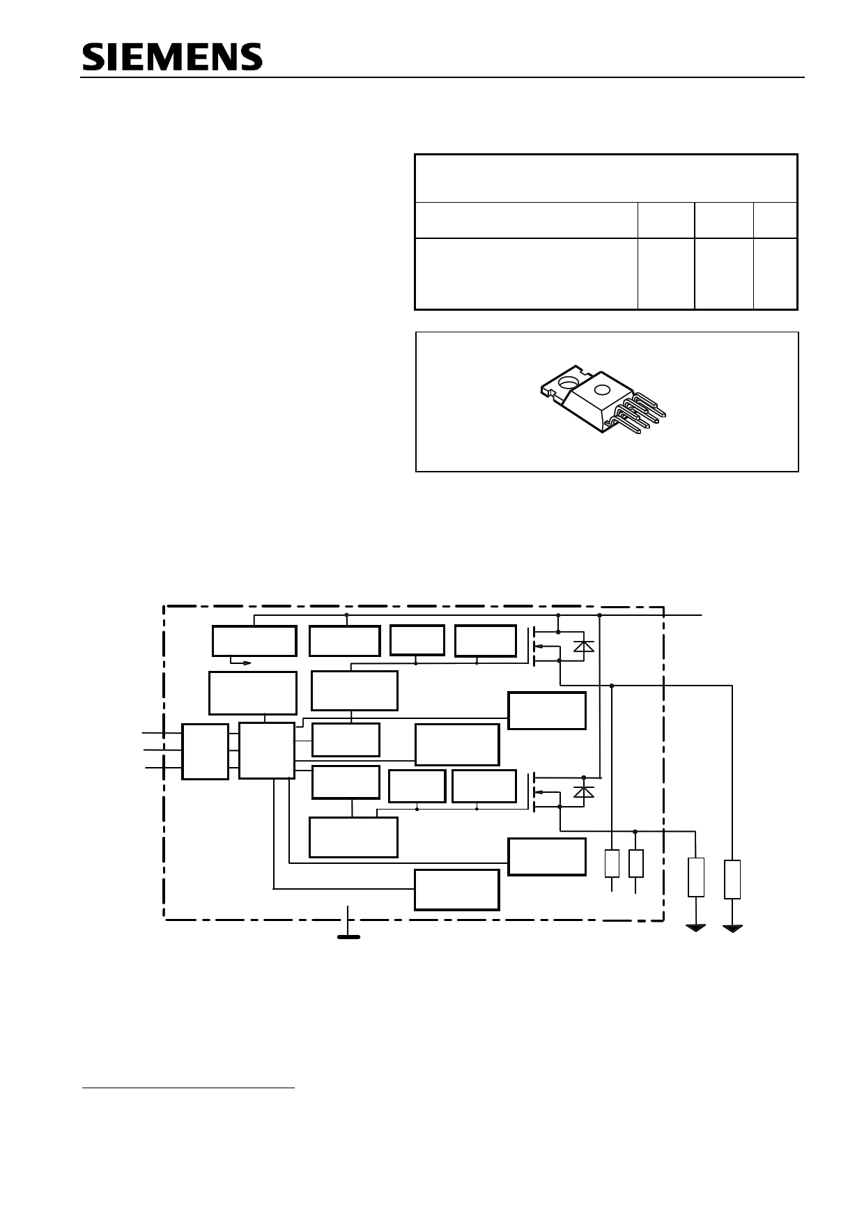 BTS610L1 دیتاشیت PDF