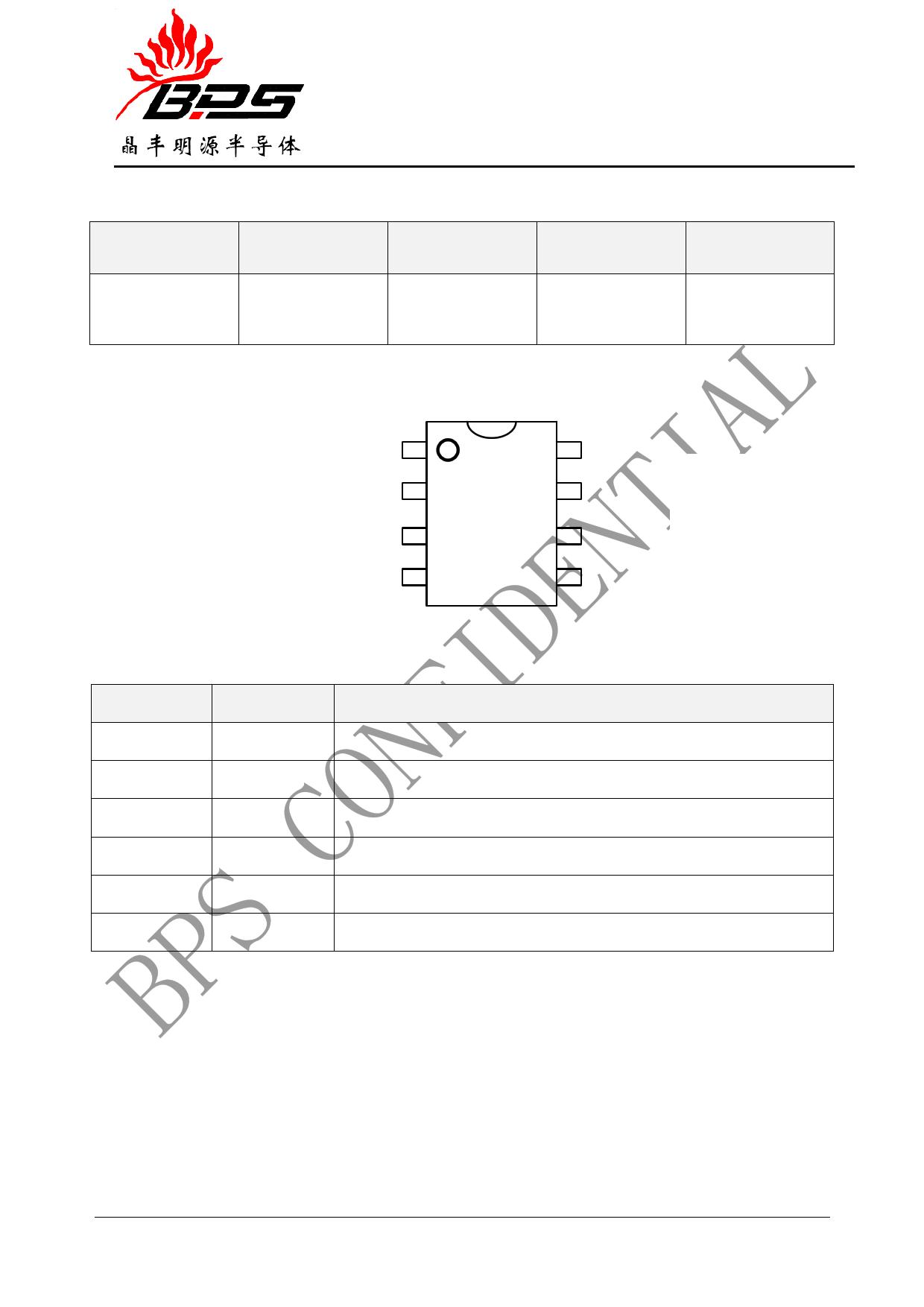 BP9021 data sheet
