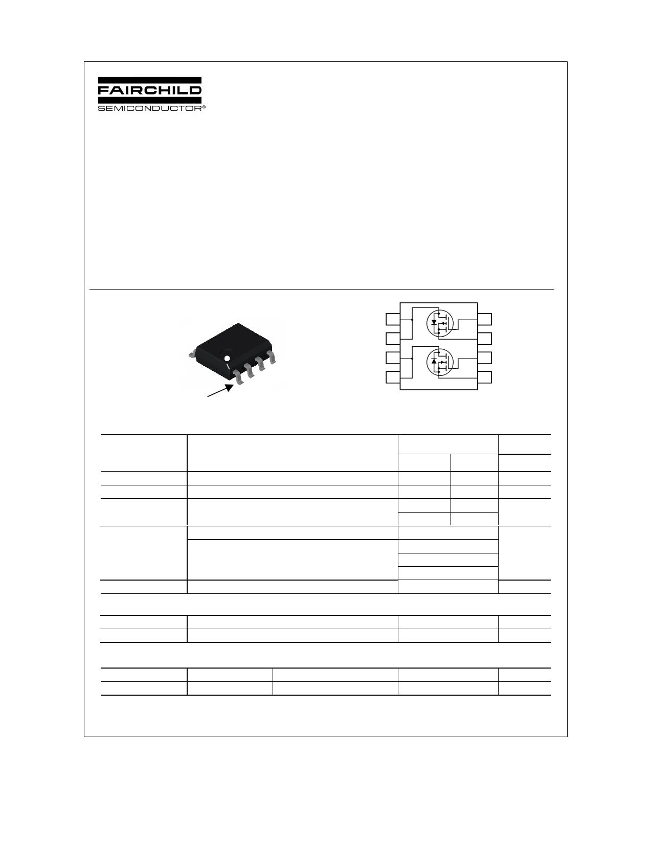 FDS9934C 데이터시트 및 FDS9934C PDF