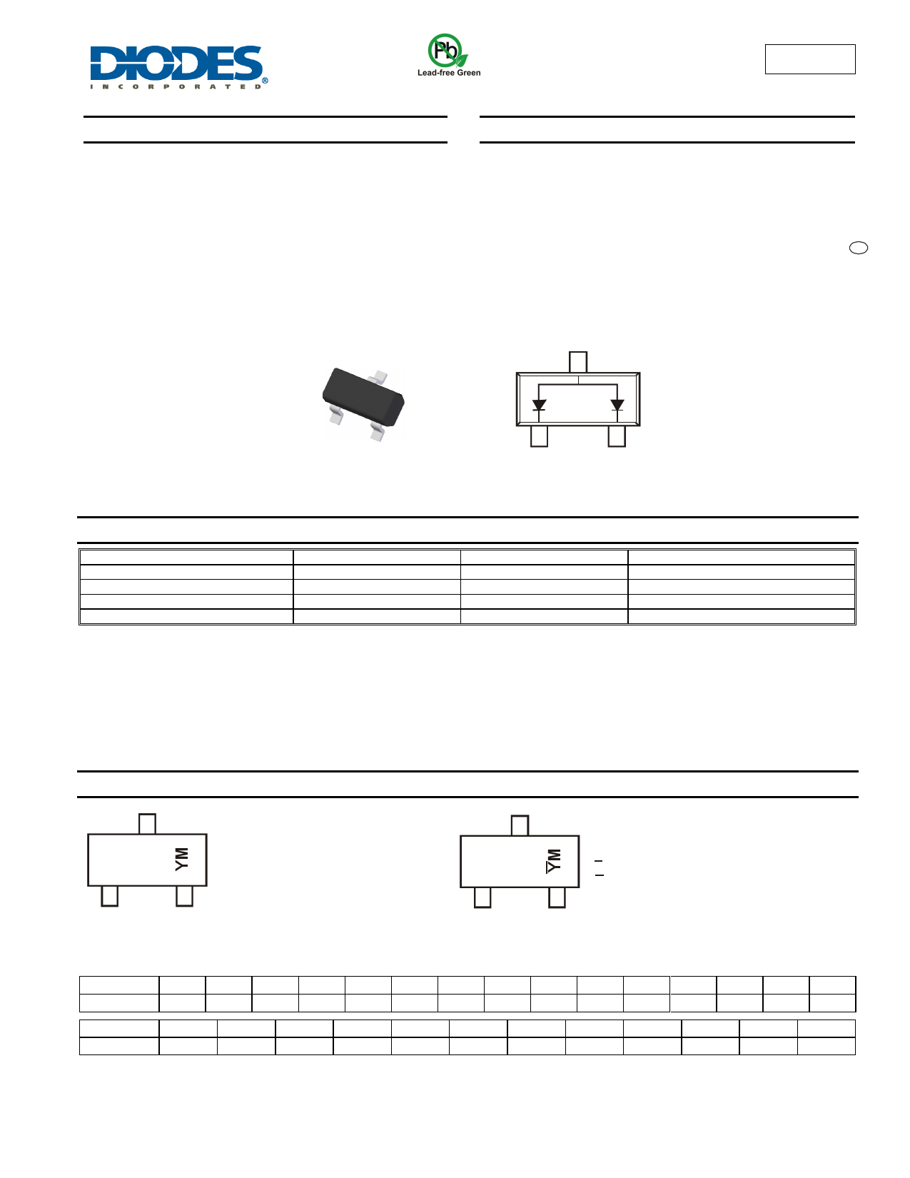 BAW56 دیتاشیت PDF