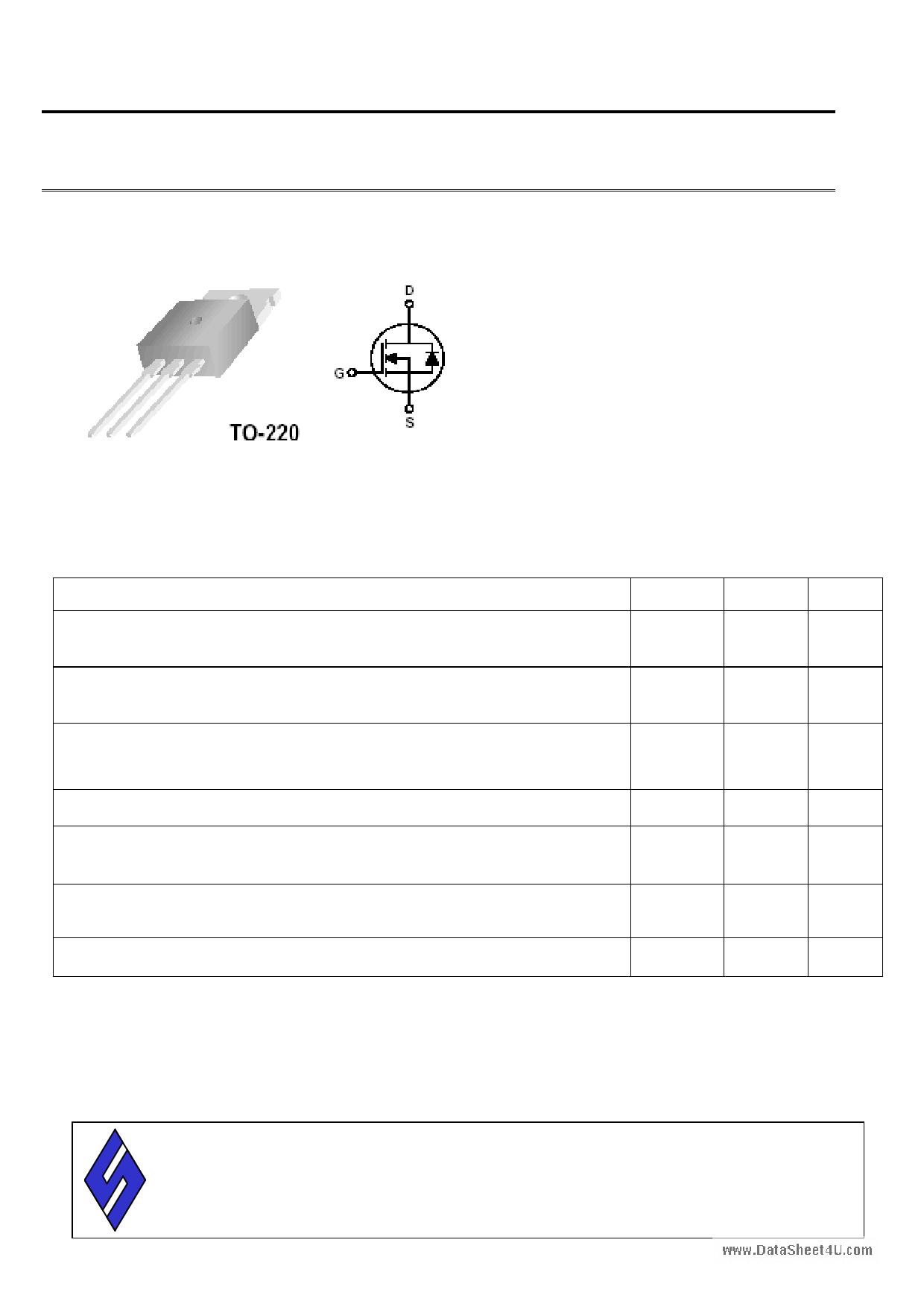 M02N60B دیتاشیت PDF