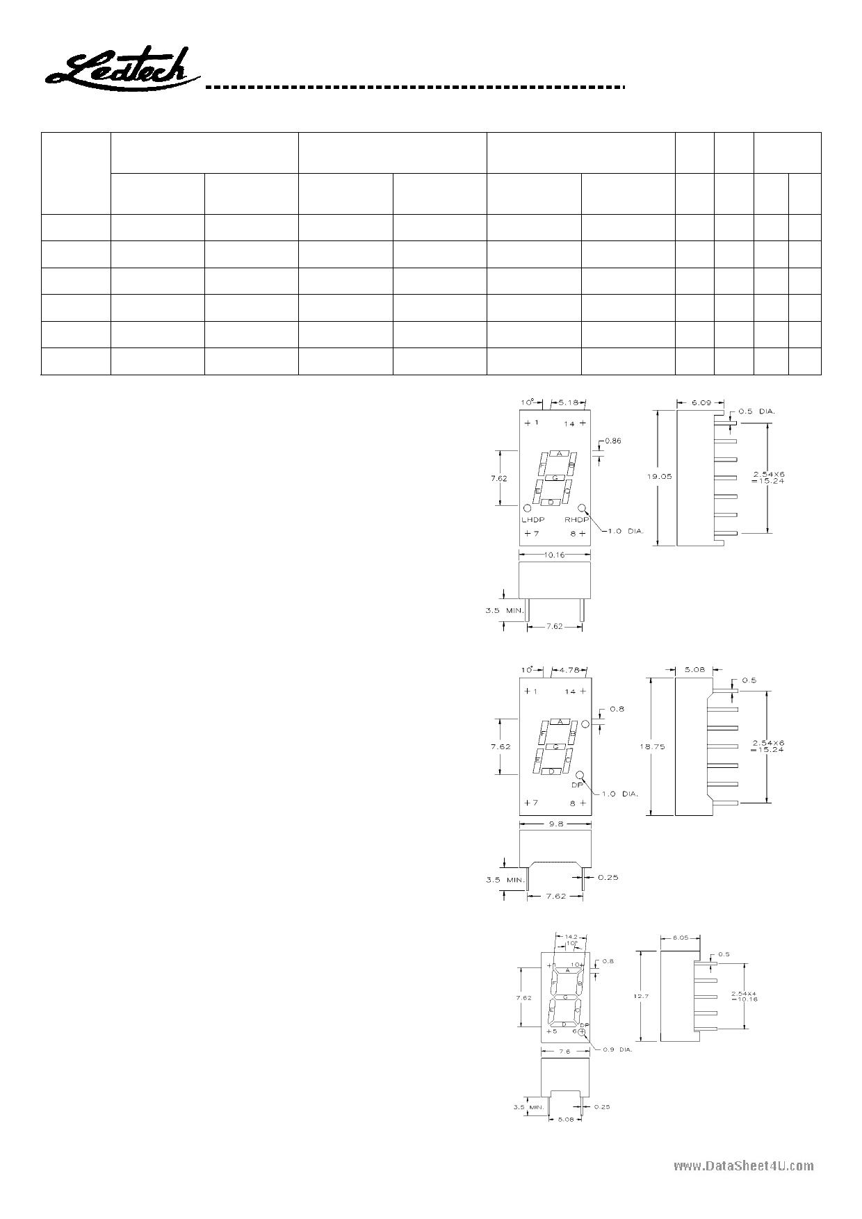 LA3051-12 دیتاشیت PDF