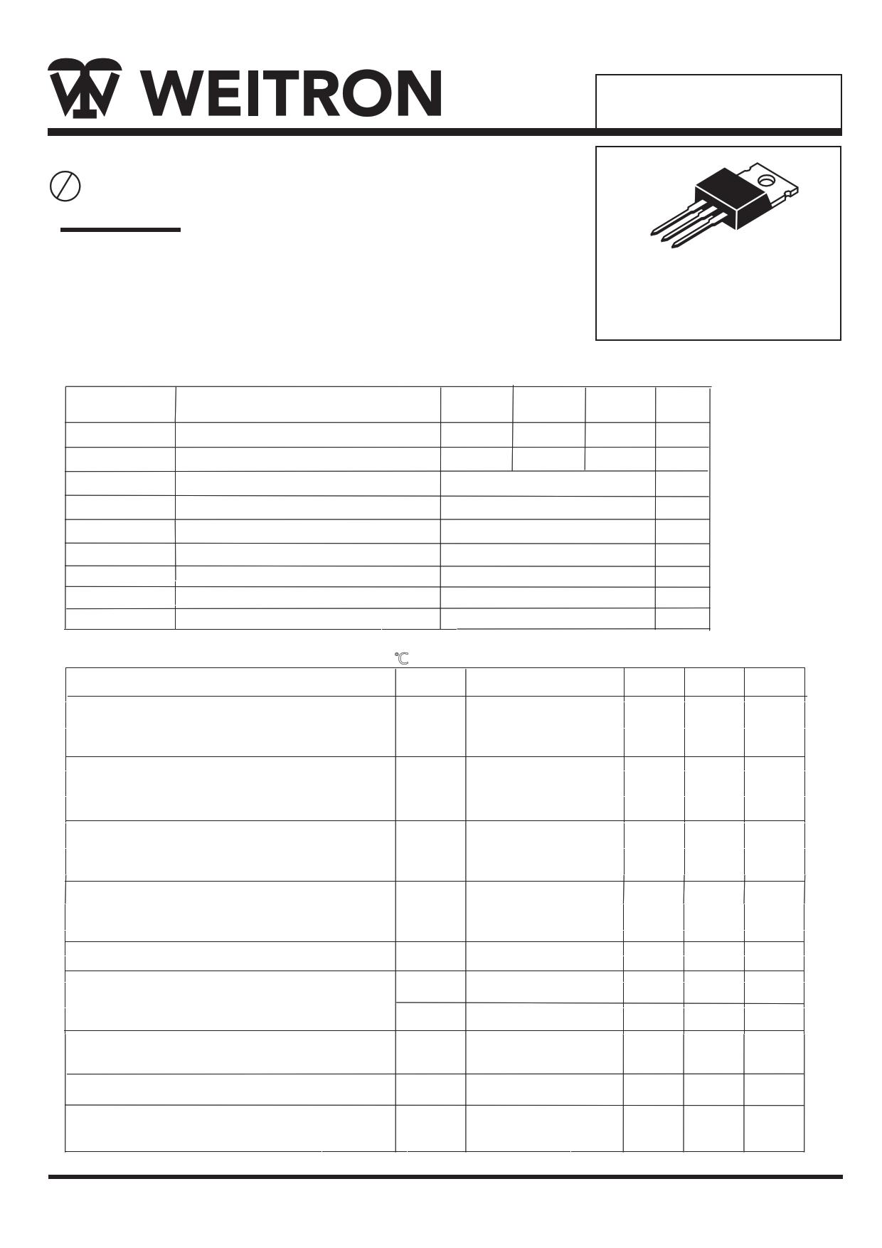 TIP120 datasheet image