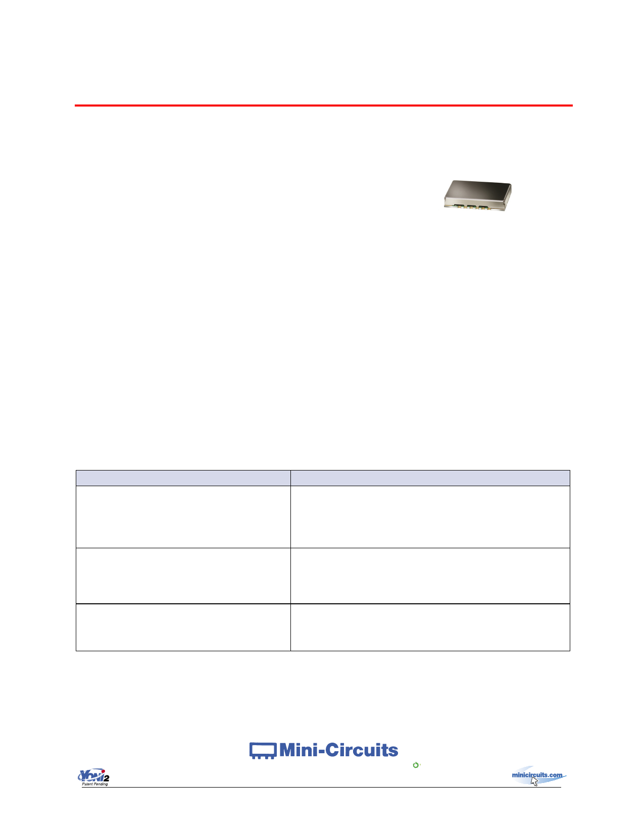KSN-2065A-119+ datasheet